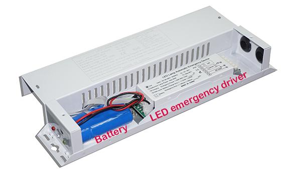 LED Emergency Battery pack