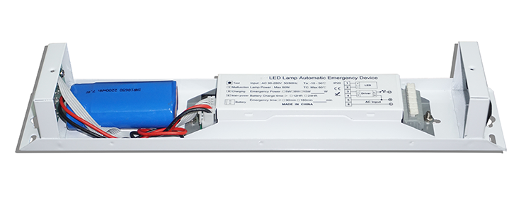 LED emergnecy kit metal box