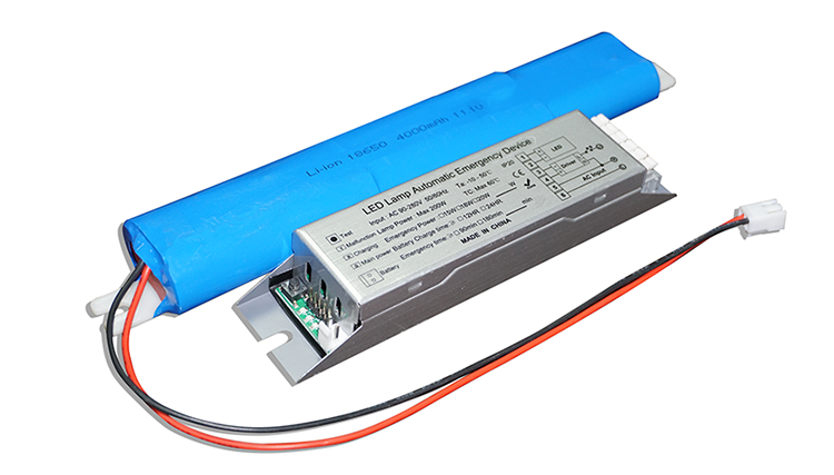 LED lamp automatic emergency power
