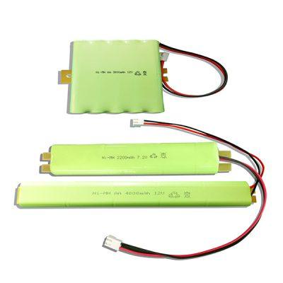 LED Emergency Light Battery Pack
