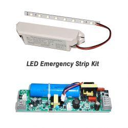 led emergency strip kit